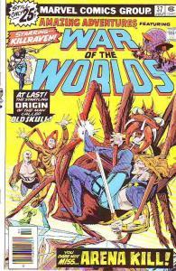 Amazing Adventures #37 (Jul-76) VF/NM High-Grade Killraven