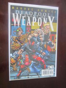 Deadpool #58 - 8.5 - 2001