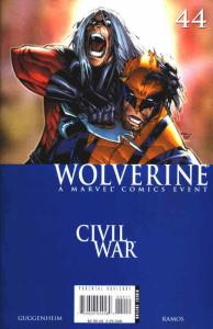Wolverine (Vol. 3) #44 VF; Marvel | save on shipping - details inside