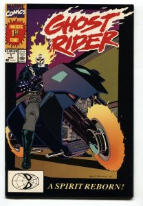 GHOST RIDER VOL 2 #1 1990-Marvel comic book NM-
