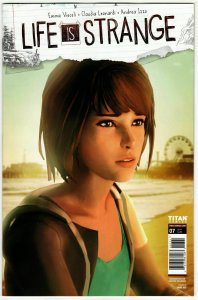 Life Is Strange #7 Cvr B Game Art Variant (Titan, 2019) NM