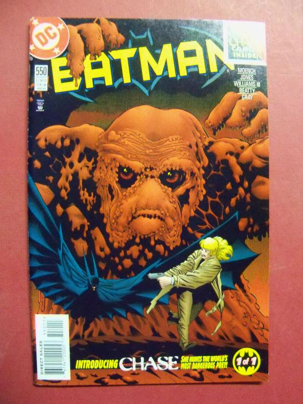 BATMAN #550 (Near Mint 9.4 or better) DC COMICS  1998