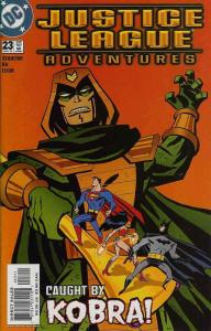 Justice League Adventures #23 VF/NM; DC | save on shipping - details inside