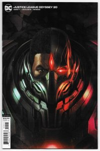 Justice League Odyssey #20 Skan Variant (DC, 2020) NM