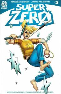 Superzero #3 VF/NM; After Shock   save on shipping - details inside
