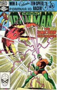 Iron Man 154  9.0 (our highest grade)  1982