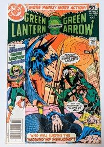 Green Lantern #109 (Oct 1978, DC) NM- 9.2 Golden Age Green Lantern backup story