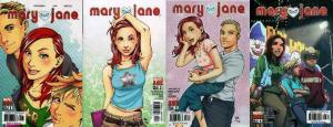 MARY JANE (2004) 1-4  COMPLETE! COMICS BOOK
