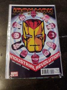 Iron Man: Legacy #10 (2011)