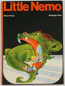 Little Nemo HC Nostalgia Press Winsor McCay collecting 1905-1910 in Slumberland