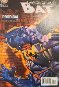 Batman: Shadow of the Bat #34 (1995)