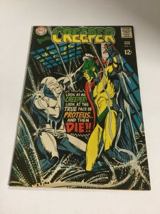 Beware The Creeper Vf+ Very Fine+ 8.5 DC Comics Silver Age