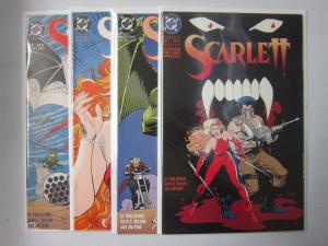 Scarlett (1993) #1-4 - VF or Better - 1993