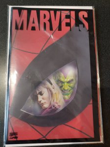 MARVELS #4 ALEX ROSS COVER   GREEN GOBLIN