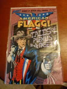 American Flagg! #17 (1985)