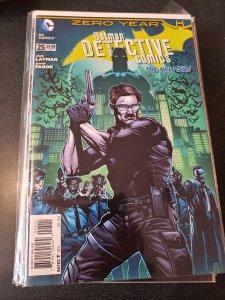 Batman Origen: Gotham City #1 (2014)