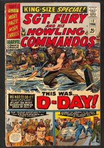 Sgt. Fury Annual #2 (1966)