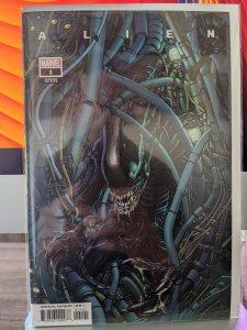 Alien #1 Jhung Lee Variant! Store Exclusive