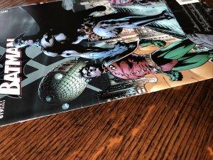 Batman #619 EXCELLENT! 1st Printing Heroes Gatefold Cover Jim Lee 2003 DC