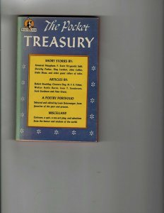 3 Books The Pocket Treasury Mean as Hell War on Saddle Rock Western JK11