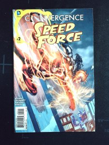 Convergence Speed Force #2 (2015)
