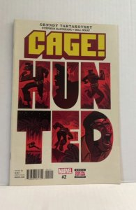 Cage! #2 (2017)