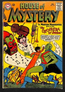 House of Mystery #147 (1964)