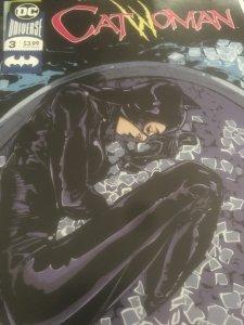 DC Catwoman #3 Mint Hot
