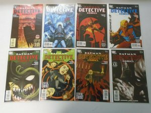 Detective Comics lot 20 different from #801-862 (2005-10)