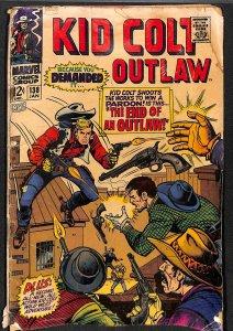 Kid Colt Outlaw #138 (1968)