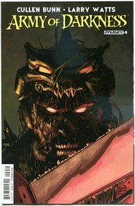 ARMY OF DARKNESS V4 #4 A, NM-, 2014, Horror, Ash, Bruce Campbell, more in store