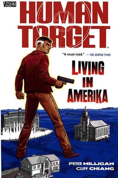Human Target (2003 series) Trade Paperback #1, NM (Stock photo)