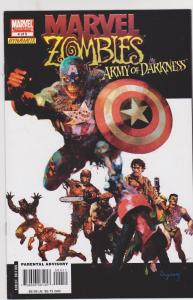 Marvel Zombies vs Army of Darkness #4