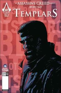 Assassin's Creed: Templars #7A VF/NM; Titan | save on shipping - details inside