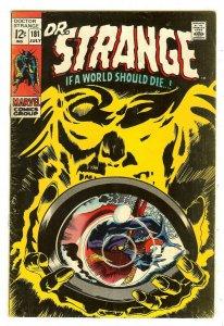 Doctor Strange 181