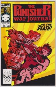 Punisher War Journal #5 (VF-NM)