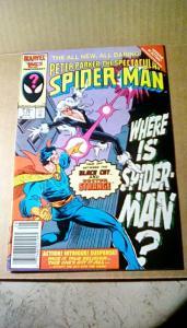 PETER PARKER SPECTACULAR SPIDER-MAN #117 VG+ (LOWEST PRICED COPY ON eBay)