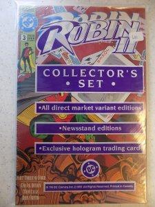 ROBIN II COLLECTORS SET JOKERS WILD STILL SEALED # 3