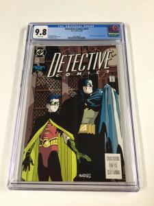 Detective Comics 647 Cgc 9.8 White Pages