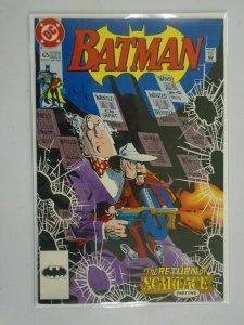 Batman #475 7.0 FN VF (1992)