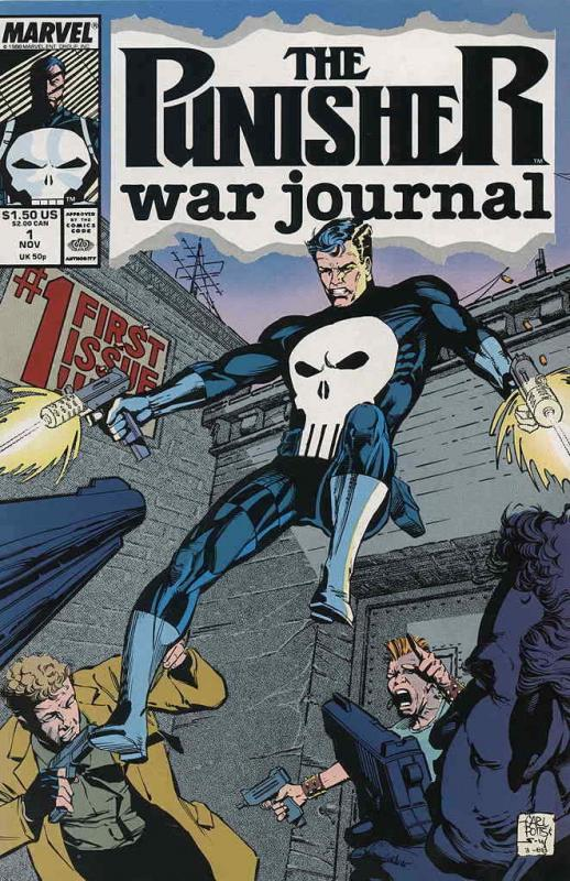 Punisher War Journal, The #1 VF/NM; Marvel | save on shipping - details inside