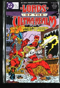 Lords of the Ultra-Realm #4 (1986)