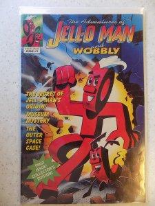 JELLO MAN AND WOBBLY # 1