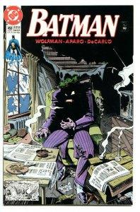 Batman #450 comic book 1991-DC JOKER -- NM-