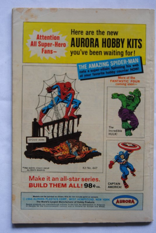 Marvel Collector Items Classics #7