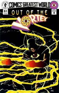 Comics' Greatest World: Vortex #4, NM- (Stock photo)