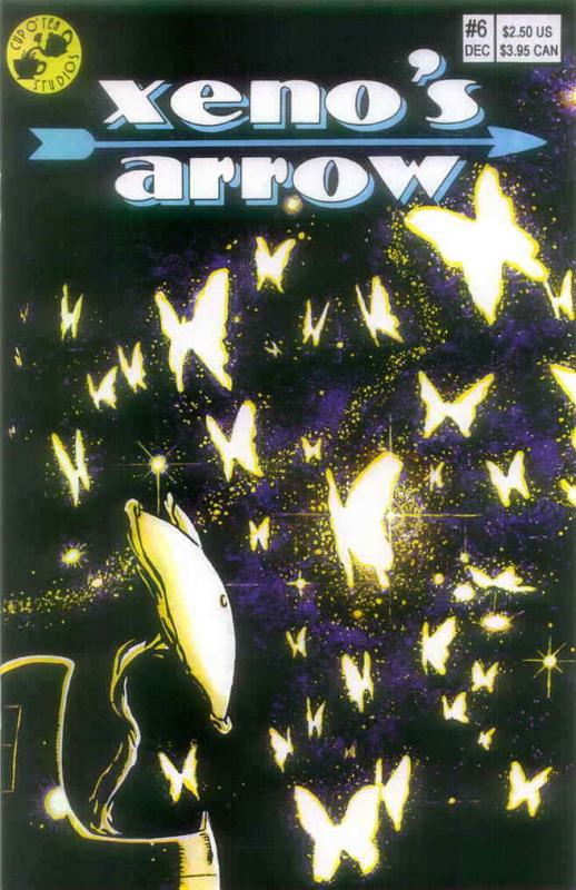 Xeno's Arrow #6 VF/NM; Cup O' Tea | save on shipping - details inside