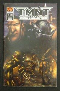 Teenage Mutant Ninja Turtles Official Movie Adaptation #1 Mirage Studios