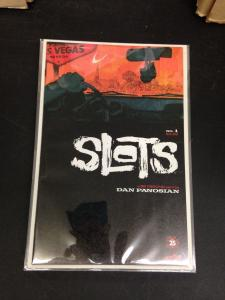 SLOTS Image comics 1-6 Near Mint set