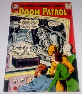 Doom Patrol #86 (4.5-5.0) id#08a